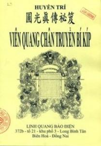 Viên Quang Chân Truyền Bí Kíp - Huyền Trí