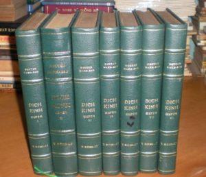 Dịch Kinh Tân Khảo – Nguyễn Mạnh Bảo (Trọn bộ 7 quyển)