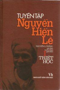 Tuyển Tập Nguyễn Hiến Lê Tập 1 - Triết Học