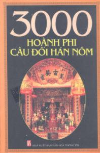 3000 Hoành Phi Câu Đối Hán Nôm