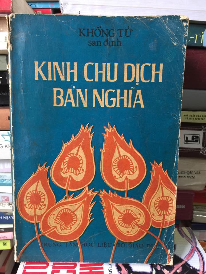 Kinh Chu Dịch Bản Nghĩa - Khổng Tử (Kinh Thượng)