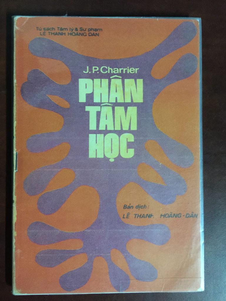 Phân Tâm Học - J. P. Charrier
