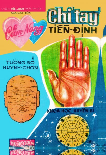 Chỉ Tay Tiền Định & Số Tiền Định & Tướng Lý Huỳnh Chơn - Viên Tài Hà Tấn Phát (Gia Cát Tôn)