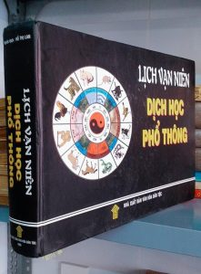 Lịch Vạn Niên Dịch Học Phổ Thông - Hồ Thị Lan