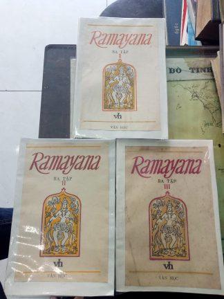 Ramayana Sử Thi Ấn Độ (Chí Tôn Ca) – Phạm Thùy Ba & Phan Ngọc