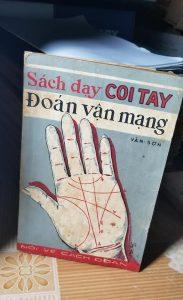 Sách Dạy Coi Tay Đoán Vận Mạng