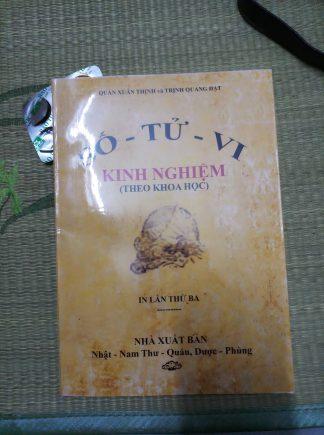 Số Tử Vi Kinh Nghiệm (Theo Khoa Học) - Quan Xuân Thịnh & Trịnh Quang Đạt