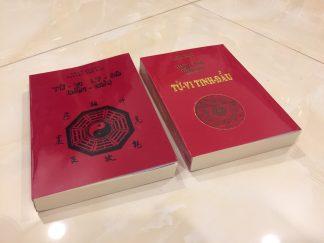 Tử Vi Lý Số Dẫn Giải (Bộ 2 Tập) - Nhân Quang Nguyễn Thế Tạo