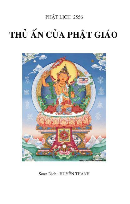 Thủ Ấn Của Phật Giáo (Bắt Ấn Mật Tông) – Huyền Thanh