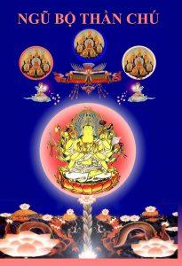 Ngũ Bộ Thần Chú (nghi thức trì niệm của Mật Giáo) - Huyền Thanh