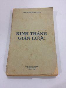 Kinh Thánh Giản Lược - LM. Nguyễn Văn Trinh