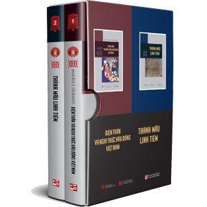 Combo Điện Thần Và Nghi Thức Hầu Đồng Việt Nam (Tập 1) + Thánh Mẫu Linh Tiêm (Tập 2)